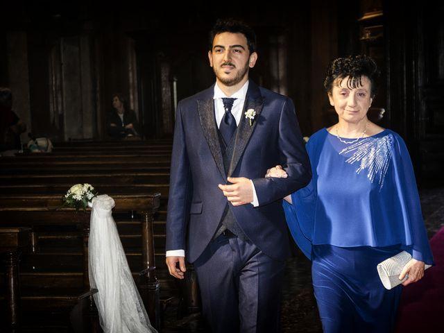 Il matrimonio di Roberto e Valentina a Leno, Brescia 32