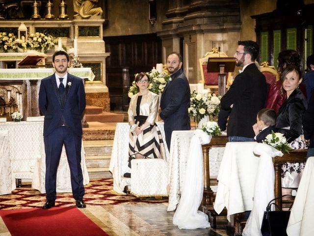 Il matrimonio di Roberto e Valentina a Leno, Brescia 33