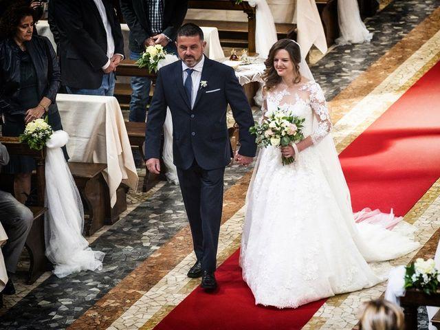 Il matrimonio di Roberto e Valentina a Leno, Brescia 34
