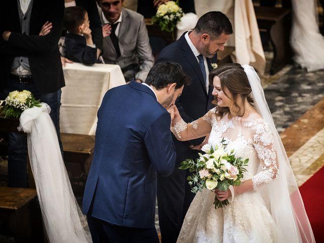 Il matrimonio di Roberto e Valentina a Leno, Brescia 35