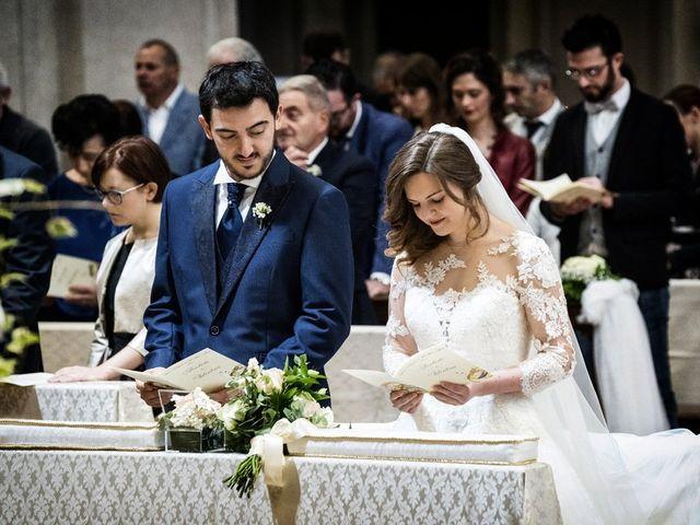 Il matrimonio di Roberto e Valentina a Leno, Brescia 37