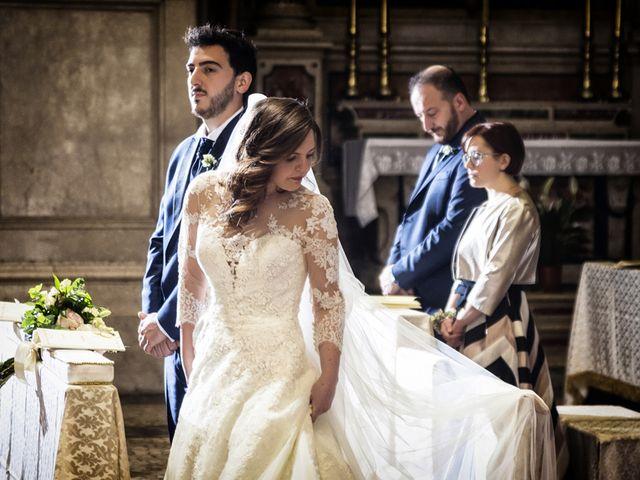 Il matrimonio di Roberto e Valentina a Leno, Brescia 39