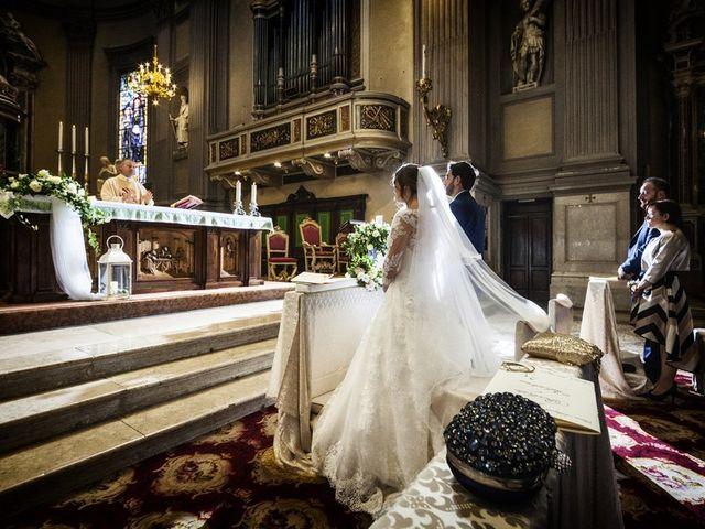 Il matrimonio di Roberto e Valentina a Leno, Brescia 40