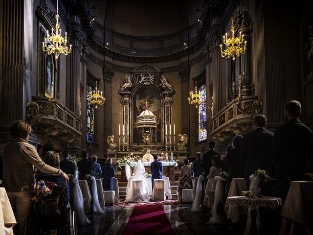Il matrimonio di Roberto e Valentina a Leno, Brescia 41