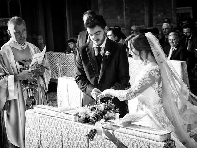 Il matrimonio di Roberto e Valentina a Leno, Brescia 42