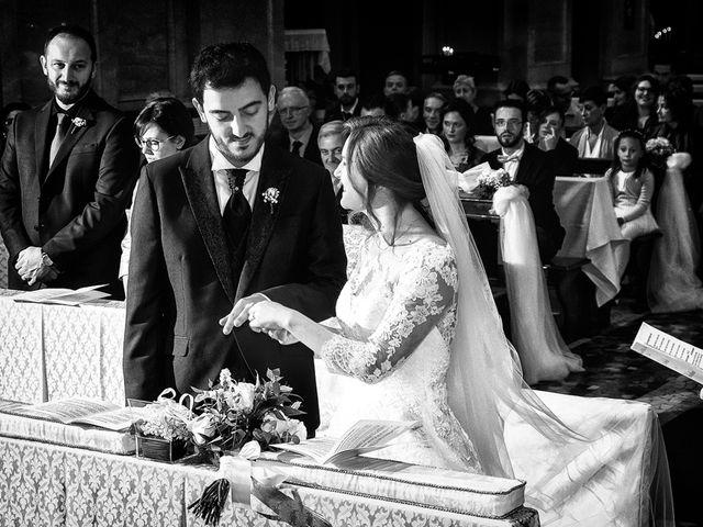 Il matrimonio di Roberto e Valentina a Leno, Brescia 43