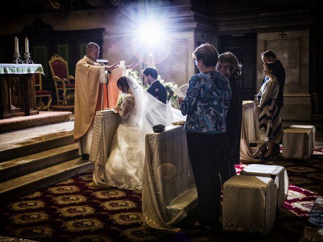 Il matrimonio di Roberto e Valentina a Leno, Brescia 44