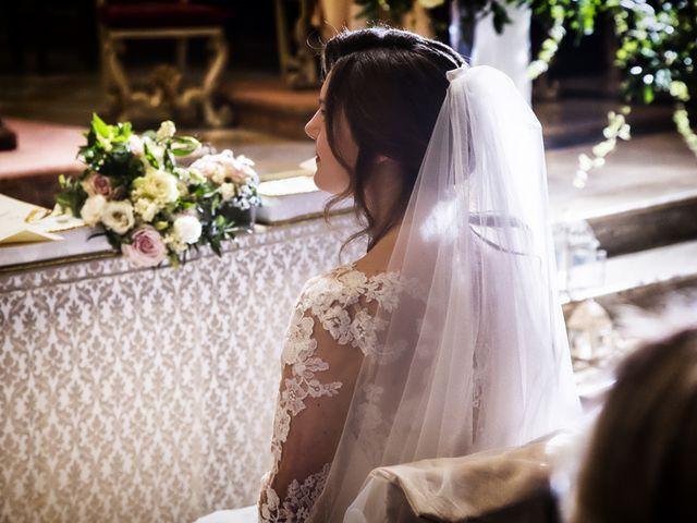 Il matrimonio di Roberto e Valentina a Leno, Brescia 45