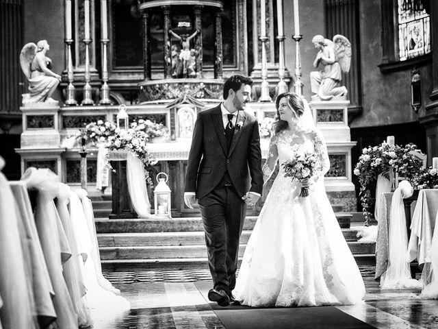 Il matrimonio di Roberto e Valentina a Leno, Brescia 46