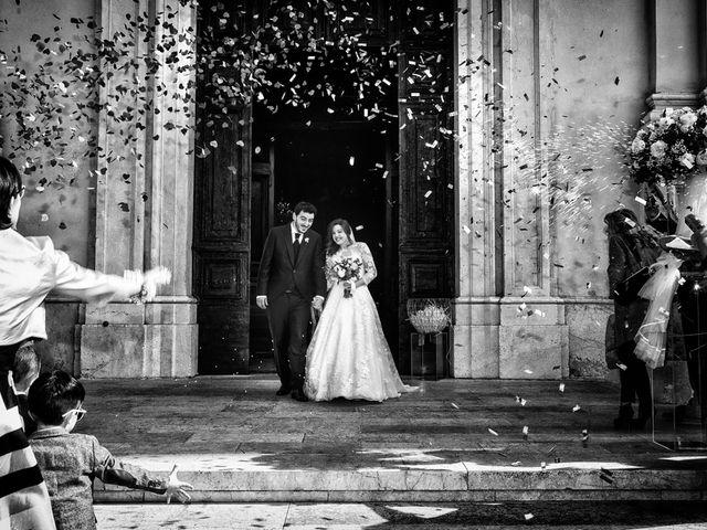 Il matrimonio di Roberto e Valentina a Leno, Brescia 47