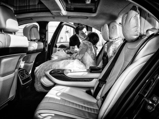 Il matrimonio di Roberto e Valentina a Leno, Brescia 51
