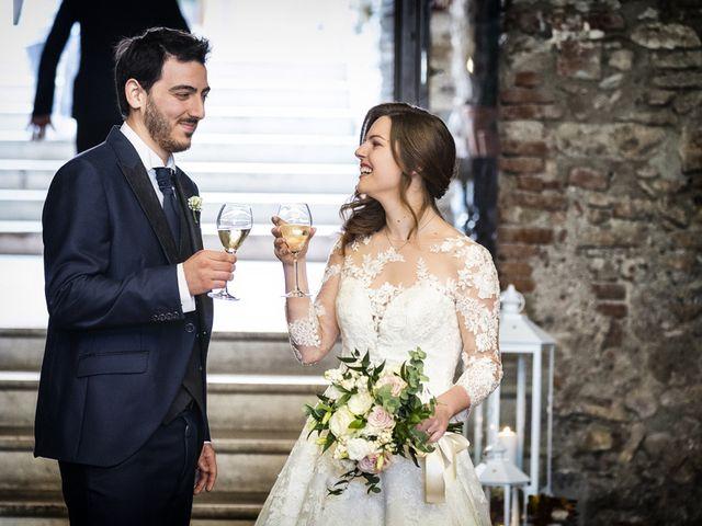 Il matrimonio di Roberto e Valentina a Leno, Brescia 52