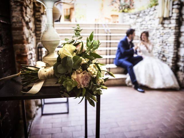 Il matrimonio di Roberto e Valentina a Leno, Brescia 54