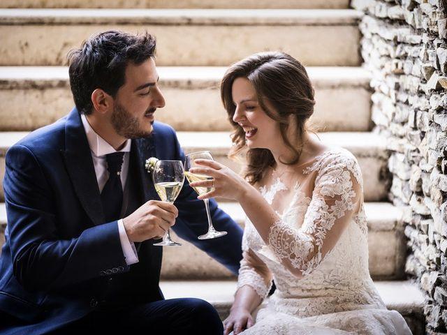 Il matrimonio di Roberto e Valentina a Leno, Brescia 55