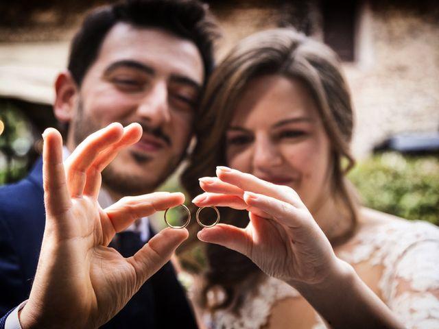 Il matrimonio di Roberto e Valentina a Leno, Brescia 56