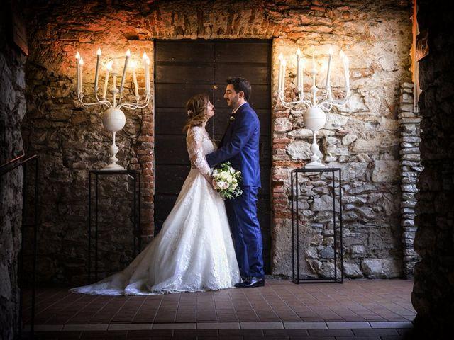Il matrimonio di Roberto e Valentina a Leno, Brescia 60