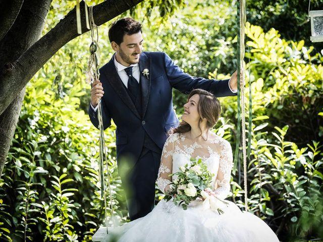 Il matrimonio di Roberto e Valentina a Leno, Brescia 62