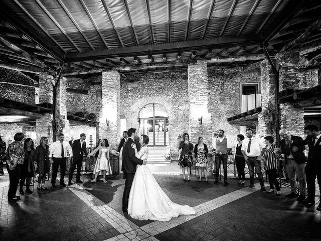 Il matrimonio di Roberto e Valentina a Leno, Brescia 69