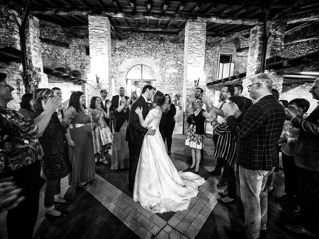 Il matrimonio di Roberto e Valentina a Leno, Brescia 71