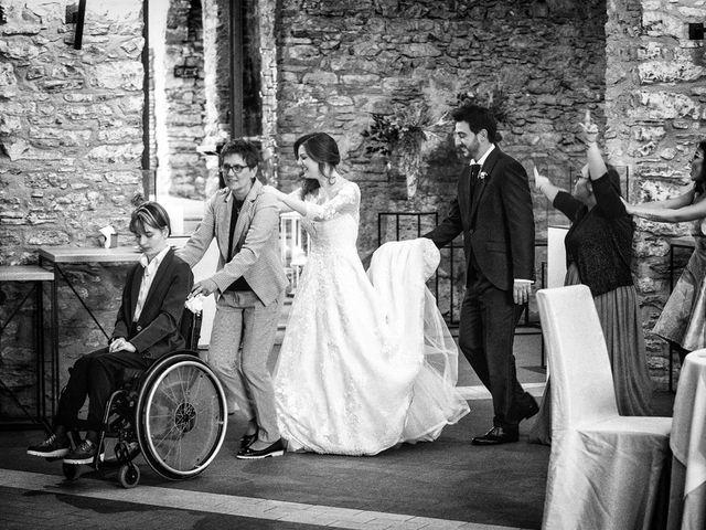 Il matrimonio di Roberto e Valentina a Leno, Brescia 72