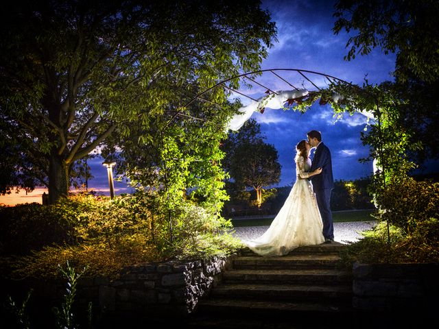 Il matrimonio di Roberto e Valentina a Leno, Brescia 77