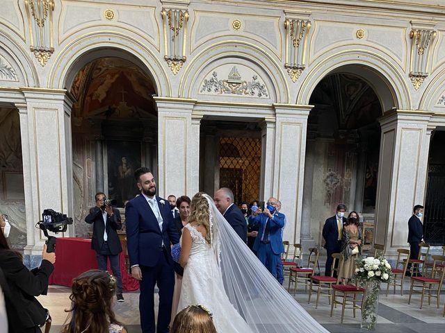 Il matrimonio di Fabio e Arianna a Roma, Roma 29