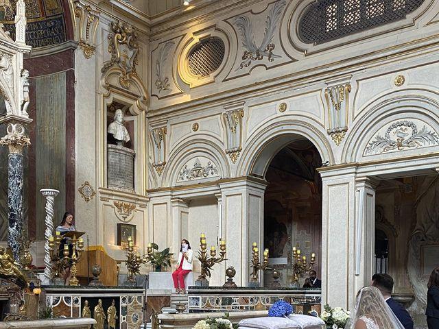 Il matrimonio di Fabio e Arianna a Roma, Roma 34