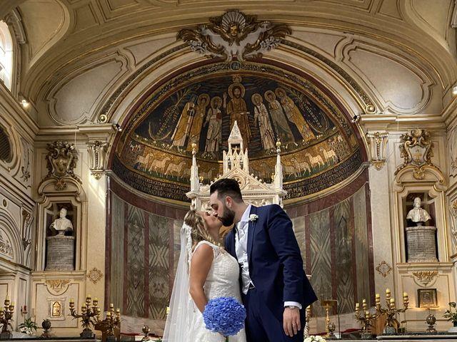 Le nozze di Arianna e Fabio