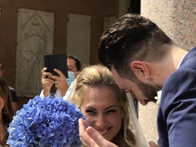 Il matrimonio di Fabio e Arianna a Roma, Roma 35