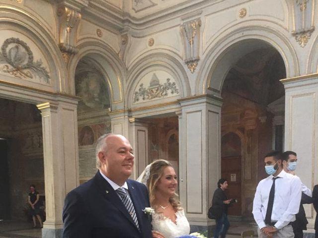 Il matrimonio di Fabio e Arianna a Roma, Roma 53
