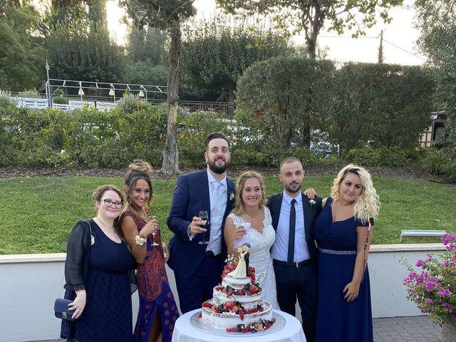 Il matrimonio di Fabio e Arianna a Roma, Roma 57