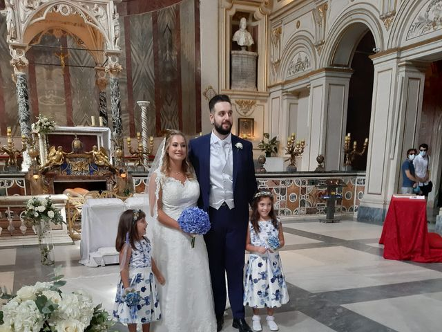Il matrimonio di Fabio e Arianna a Roma, Roma 58