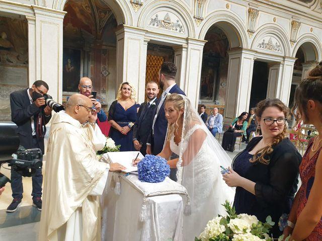 Il matrimonio di Fabio e Arianna a Roma, Roma 59