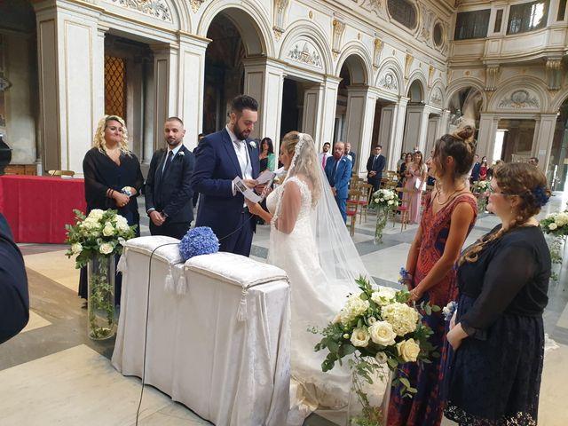 Il matrimonio di Fabio e Arianna a Roma, Roma 60