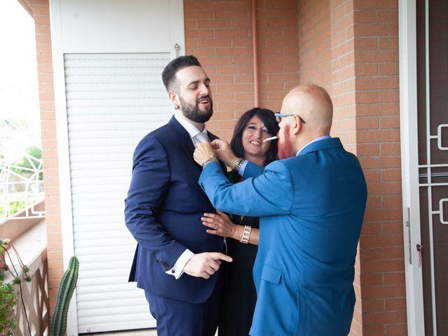 Il matrimonio di Fabio e Arianna a Roma, Roma 127