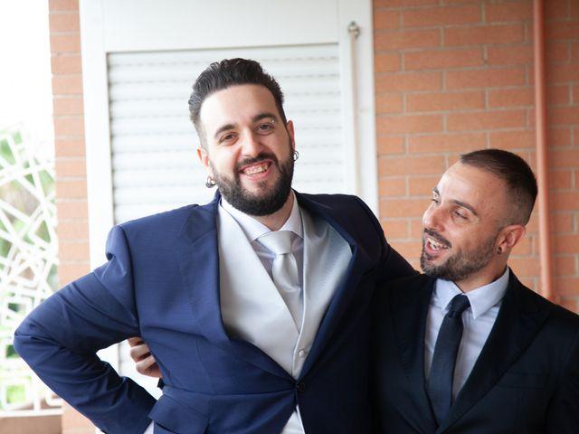 Il matrimonio di Fabio e Arianna a Roma, Roma 133