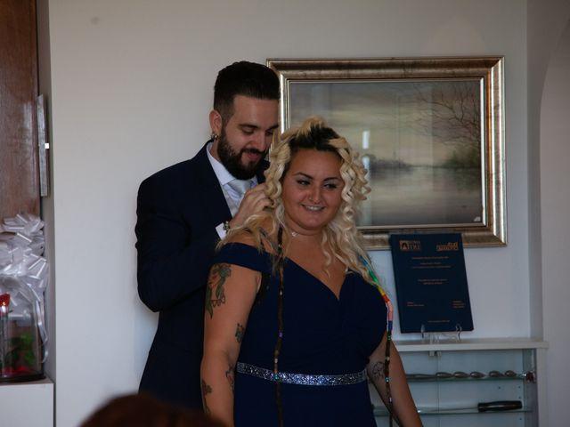 Il matrimonio di Fabio e Arianna a Roma, Roma 144