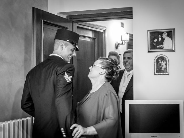 Il matrimonio di Filipppo e Fabiana a Montefiascone, Viterbo 11