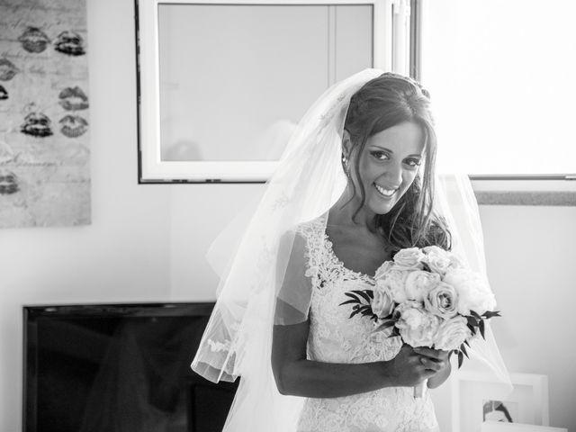 Il matrimonio di Filipppo e Fabiana a Montefiascone, Viterbo 22