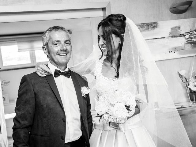 Il matrimonio di Filipppo e Fabiana a Montefiascone, Viterbo 25