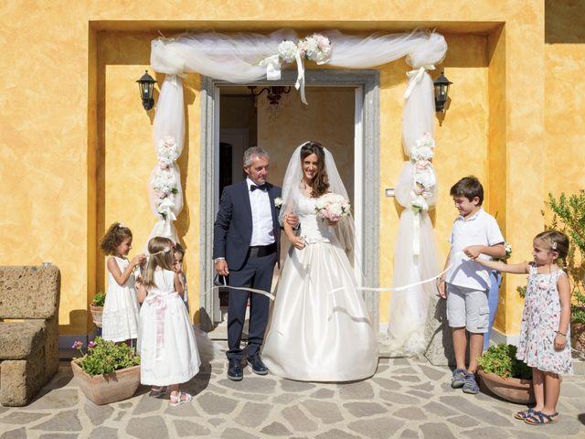 Il matrimonio di Filipppo e Fabiana a Montefiascone, Viterbo 27