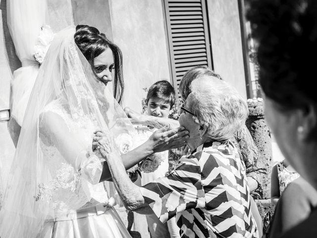Il matrimonio di Filipppo e Fabiana a Montefiascone, Viterbo 28