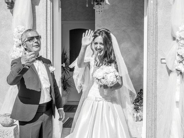 Il matrimonio di Filipppo e Fabiana a Montefiascone, Viterbo 30