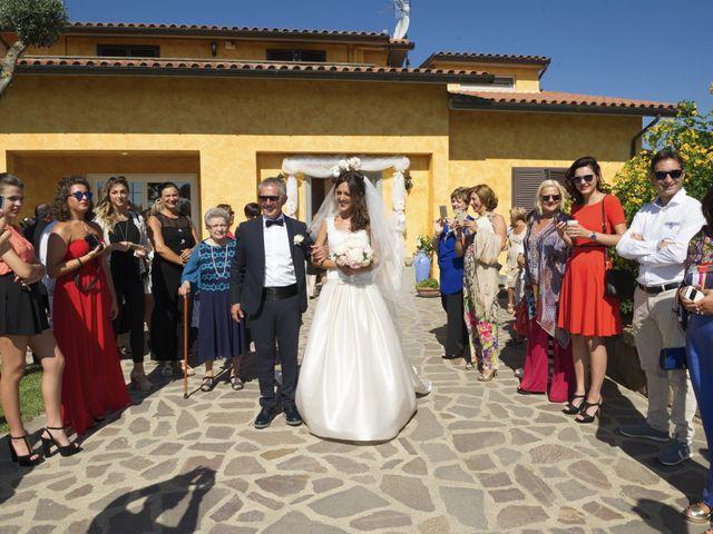 Il matrimonio di Filipppo e Fabiana a Montefiascone, Viterbo 31