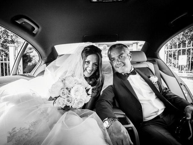 Il matrimonio di Filipppo e Fabiana a Montefiascone, Viterbo 32
