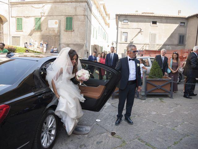 Il matrimonio di Filipppo e Fabiana a Montefiascone, Viterbo 33