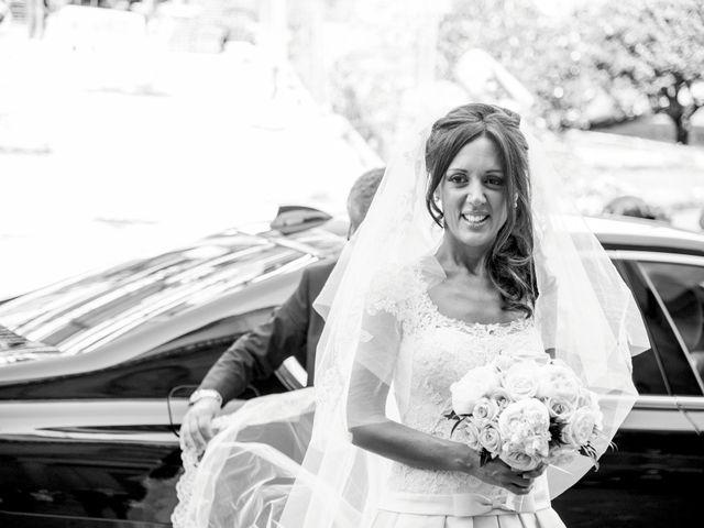 Il matrimonio di Filipppo e Fabiana a Montefiascone, Viterbo 34