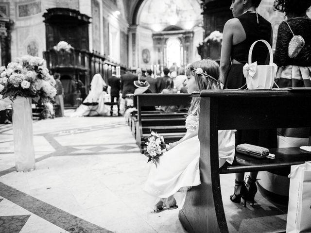 Il matrimonio di Filipppo e Fabiana a Montefiascone, Viterbo 36