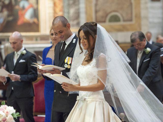 Il matrimonio di Filipppo e Fabiana a Montefiascone, Viterbo 37
