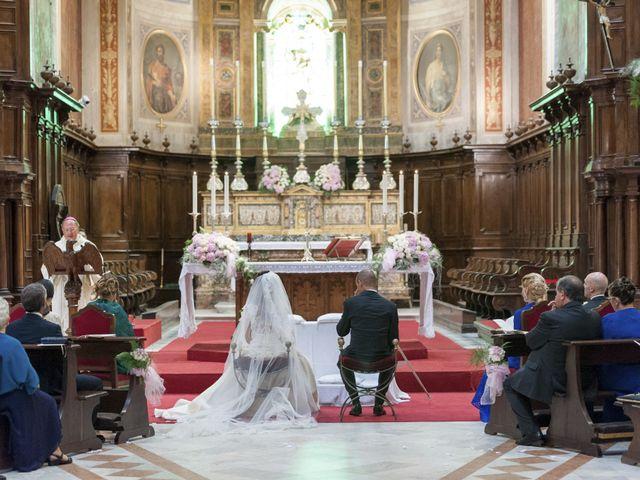 Il matrimonio di Filipppo e Fabiana a Montefiascone, Viterbo 38